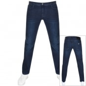 Product Image for Armani Exchange J16 Regular Fit Jeans Blue