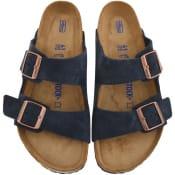 Product Image for Birkenstock Arizona Sandals Navy
