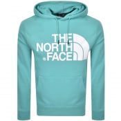 Product Image for The North Face Standard Hoodie Green