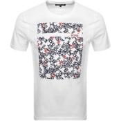 Product Image for Michael Kors Scattered Logo T Shirt White