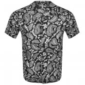 Product Image for Replay Short Sleeved Parsley Shirt Black