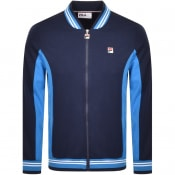 Product Image for Fila Vintage Settanta Baseball Track Top Navy