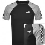 Product Image for Puma Amplified Raglan T Shirt Black