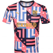 Product Image for Puma Havanna Jersey T Shirt Pink