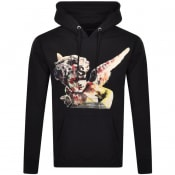 Product Image for PRPS Cupid Logo Hoodie Black