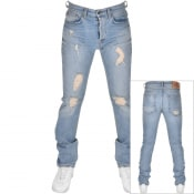 Product Image for PRPS Esprit Long Candy Comfort Denim Jeans Blue