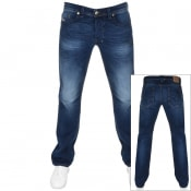 Product Image for Diesel Larkee 0853R Regular Fit Jeans Blue