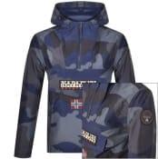 Product Image for Napapijri Rainforest Block Camo Jacket Black