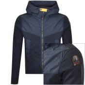 Product Image for Parajumpers Bora Full Zip Sweatshirt Navy