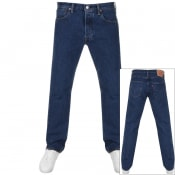 Product Image for Levis 501 Original Fit Jeans Blue