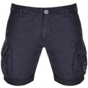 Product Image for Alpha Industries Nasa Shorts Navy