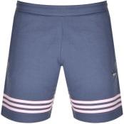 Product Image for adidas Originals Outline Trefoil Shorts Navy