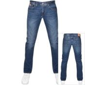 Product Image for Armani Exchange J13 Slim Fit Jeans Blue