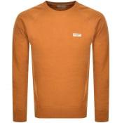 Product Image for Nudie Jeans Samuel Sweatshirt Orange