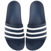 Product Image for adidas Originals Adilette Sliders Navy