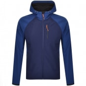 Product Image for Superdry Hooded Softshell Jacket Navy