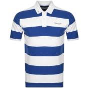 Product Image for Billionaire Boys Club Short Sleeved Polo Blue
