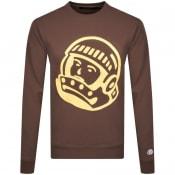 Product Image for Billionaire Boys Club Logo Sweatshirt Brown