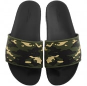 Product Image for Android Homme Camo Slide Sliders Black