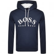 Product Image for BOSS Soody Hoodie Navy