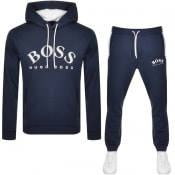 Product Image for BOSS Soddy Tracksuit Navy