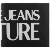 Product Image for Versace Jeans Couture Logo Wallet Black