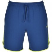 Product Image for BOSS Bodywear Lounge Shorts Blue