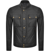 Product Image for Belstaff Racemaster Waxed Jacket Black