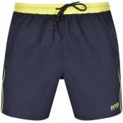 Product Image for BOSS Starfish Swim Shorts Navy