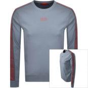 Product Image for HUGO Doby 203 Sweatshirt Grey