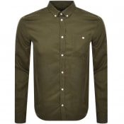Product Image for Les Deux Laurent Tencel Shirt Green