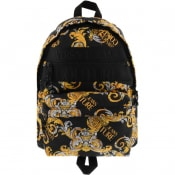 Product Image for Versace Jeans Couture Logo Backpack Black