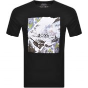 Product Image for BOSS Tomio 5 T Shirt Black