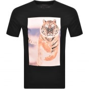 Product Image for BOSS Tomio 4 T Shirt Black
