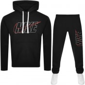 Product Image for Nike Fleece Tracksuit Black