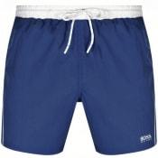 Product Image for BOSS Starfish Swim Shorts Blue