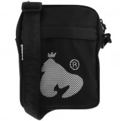 Product Image for Money Logo Shoudler Bag Black
