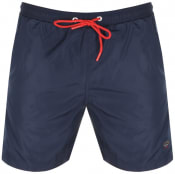 Product Image for Paul And Shark Swim Shorts Navy