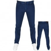 Product Image for Paul And Shark Stretch Jeans Blue