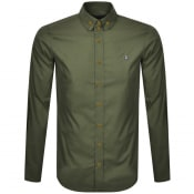 Product Image for Vivienne Westwood Krall Long Sleeved Shirt Green