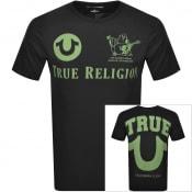 Product Image for True Religion Buddha Logo T Shirt Black