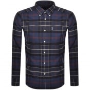 Product Image for Barbour Lustleigh Check Shirt Navy