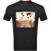 Product Image for Alpha Industries Nasa Lunar Plaque T Shirt Black