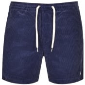 Product Image for Ralph Lauren Corduroy Shorts Navy