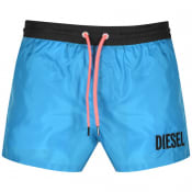 Product Image for Diesel BMBX Sandy Swim Shorts Blue.