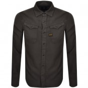 Product Image for G Star Raw Slim Shirt Green