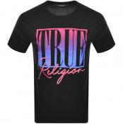 Product Image for True Religion Logo T Shirt Black