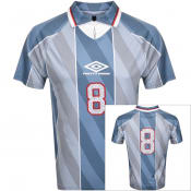 Product Image for Pretty Green X Umbro 96 Away Football Jersey Grey