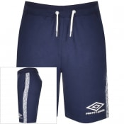 Product Image for Pretty Green X Umbro Sweat Shorts Navy