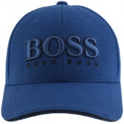 Product Image for BOSS Baseball Cap Blue